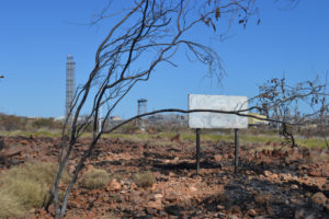 industry on the Burrup
